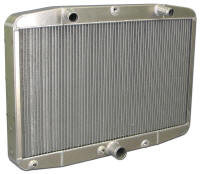 1971-1974 Jaguar E Type Radiator; custom aluminum radiators