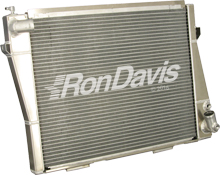 BMW 258i radiator, custom aluminum radiator
