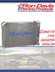 corvette- radiator- catalog