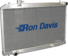 Nissan 350z radiator; aluminum radiator; high performance radiator