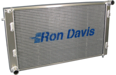 2004 GTO aluminum radiator; custom automotive radiators including aluminum radiators, auto radiator, car radiator